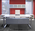 TrendSpaces Layered L-Desk