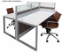 TrendSpaces Office Cubicles-Premium Single Open End Cubicle