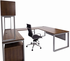TrendSpaces U-Shaped Workstation w/Hutch