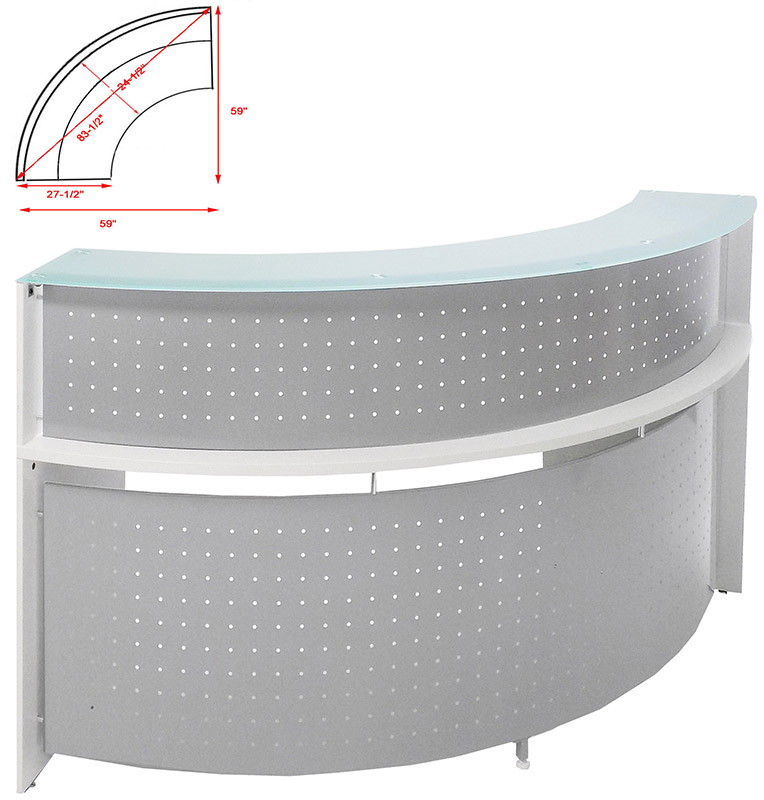 round reception tables