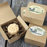 Bee & Honeycomb Goat Milk Soap