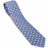 Vineyard Vines Blue Monticello Necktie