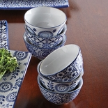 Blue & White Dipping Bowls