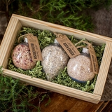 Boxed Bath Crush Ornaments
