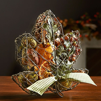 Brandied-Pear Scented Maple Leaf Potpourri