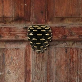 Brass Pinecone Door Knocker