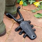 Cast Iron Beetle Boot Jack