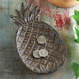 Cast Iron Pineapple Tray