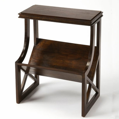 Chairside Book Table