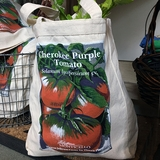 Cherokee Tomato Seed Pack Tote