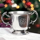 English Pewter Cup