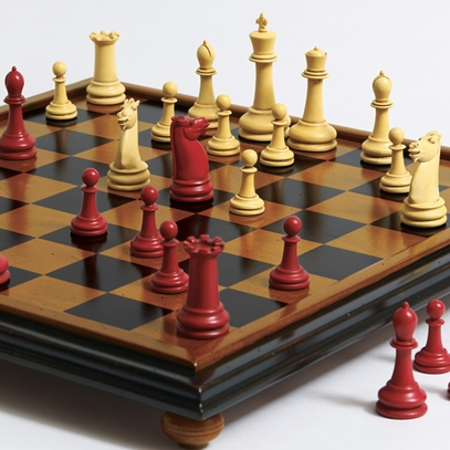 Classic Chess Pieces