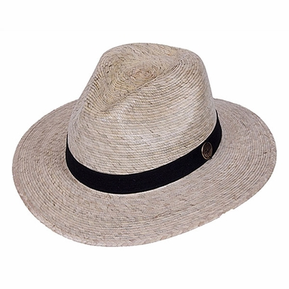 Explorer Straw Hat (unisex)