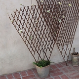 "Fan Twig Trellis 60"" x 35"""