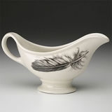 Feather Sauce Boat