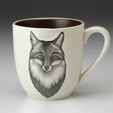 Fox Portrait Mug