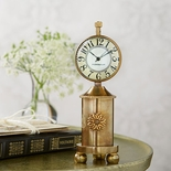 French Table Clock