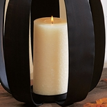 "French Vanilla 6"" Pillar Candle"