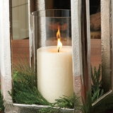 "French Vanilla 6""x4"" Pillar Candle"