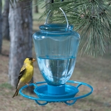 Hanging Glass Bird Waterer