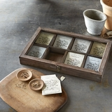 Heirloom Flower Seeds with Display Box