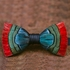 Hemingway Pheasant Feather Bow Tie