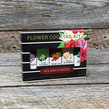 Holiday Cheer Floral Syrup Kit