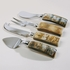 Horn-Handle Cheese Serveware