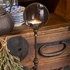 Iron Candle Holder Magnifier