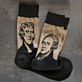 Jefferson & Hamilton Socks Set