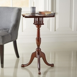 Monticello Birdcage Candle Stand