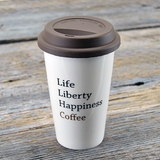 Monticello Coffee Travel Mug