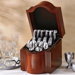 Monticello Flatware Box