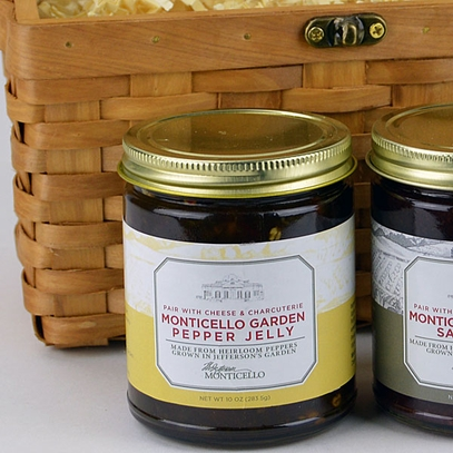 Monticello Garden Pepper Jelly