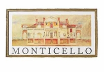 Monticello in Cross Section