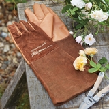 Monticello Leather Garden Gloves