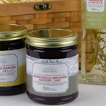 Monticello Orchard Savory Jam