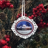 Monticello Porcelain Ornament
