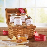 Monticello Raw Honey Gift Basket