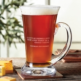 "Monticello ""Rebellion"" Ale Tankard"
