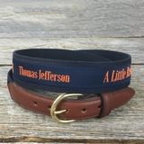"Monticello ""Rebellion"" Belt"