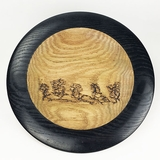Monticello Red Oak Platter #17-10