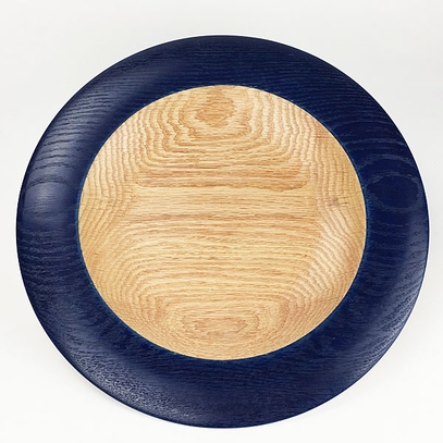 Monticello Red Oak Platter #17-11