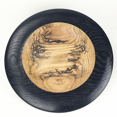 Monticello Red Oak Platter #17-14