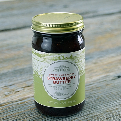 Monticello Strawberry Butter