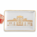 Monticello Porcelain Mini Tray