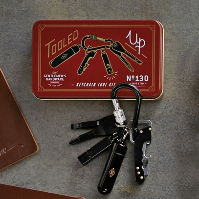 Multi-Tool Key Chain Kit