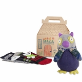 Owl D.I.Y. Stuffed Animal Kit