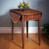 Pembroke Mahogany Side Table
