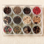 Peppercorns of the World
